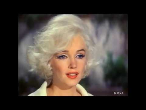 "Marilyn Monroe - ""Getting the Truest Part Of Yourself Out"" (Rare Interview)"
