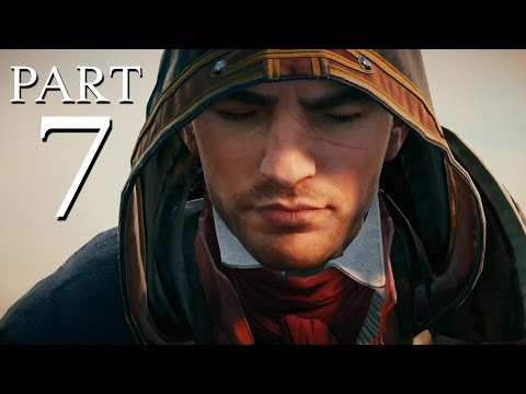 Assassin's Creed Unity Walkthrough Part 7 - CONFESSION (AC Unity) Sequence 3 Memory 2