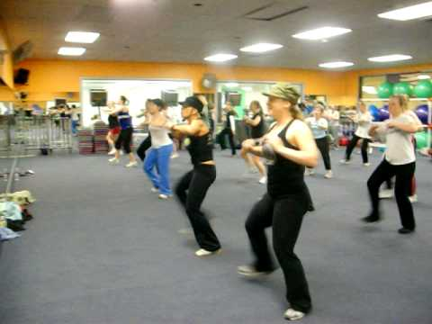 Zumba with Anita Travel Video