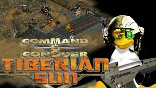 Command and Conquer : Tiberian Sun under Linux with Wine