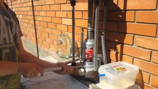 Изготовление технопланктона в домашних условиях (для ловли толстолобика)