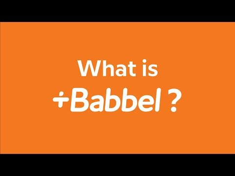 What is Babbel?