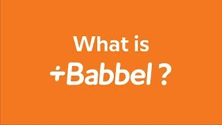 Baixar What is Babbel?