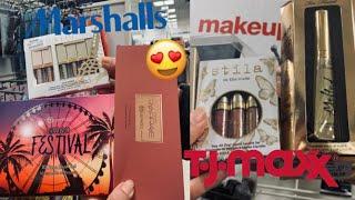 Stila  Mini Glitter Liquid Eyeshadow Set At Marshalls / High End Makeup At Tjmaxx!!