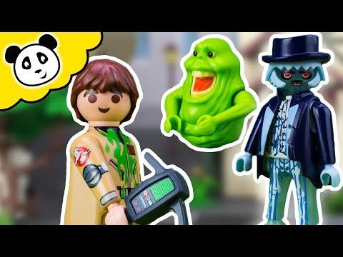 Playmobil Ghostbusters - Mega Einsatz für die Ghostbusters! - Playmobil Film