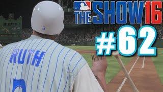 99 OVERALL BABE RUTH! | MLB The Show 16 | Diamond Dynasty #62