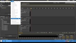 Курсы по Adobe Audition CS6 - 1 урок - Интерфейс