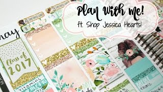 Graduation Plan With Me! ft. Shop Jessica Hearts