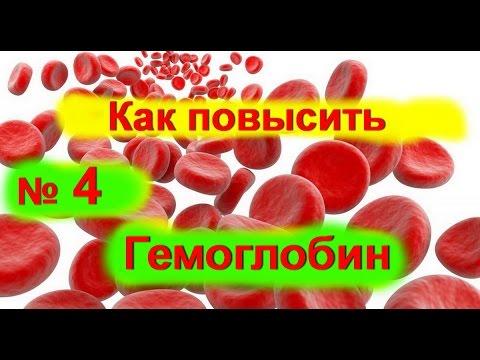 Низкий гемоглобин – лечение