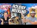 Universal Orlando Labor Day Weekend Crowds & Wait Times | Universal Orlando Vlog 2021
