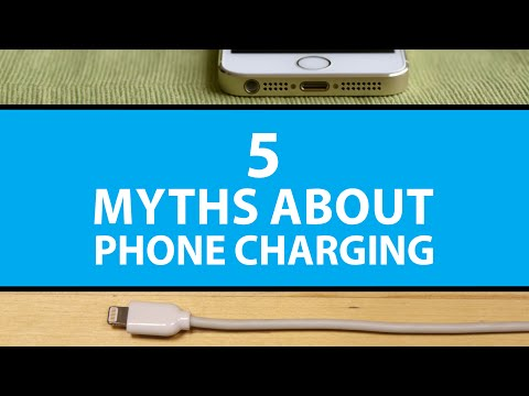 5 Common Phone Charging Myths | Mashable