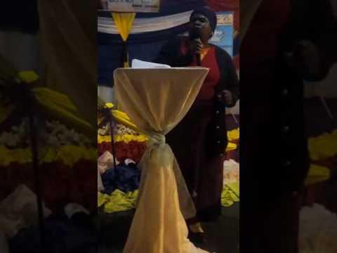 Kutama PHC 26 July 2017 Wed Service Praise & Worship Mrs Ndou