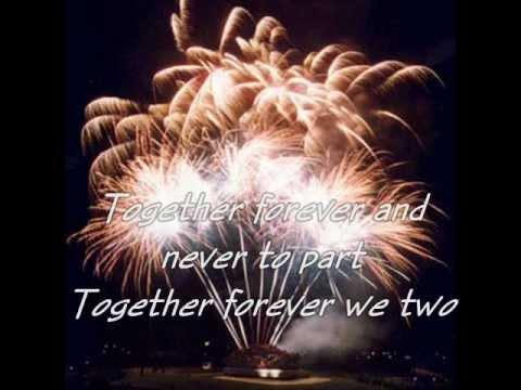 TOGETHER FOREVER  Rick Astley  w/Lyrics