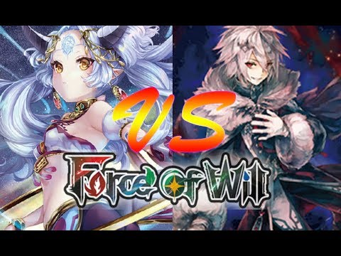 Force of Will (TCG) Feature Match: Flute Spirits vs. Attoractia Gil Lapis 2
