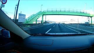 若葉台から鳥取駅 車載アクションカメラ