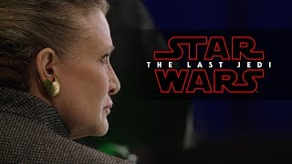 connectYoutube - Star Wars: The Last Jedi | Carrie Fisher & Rian Johnson