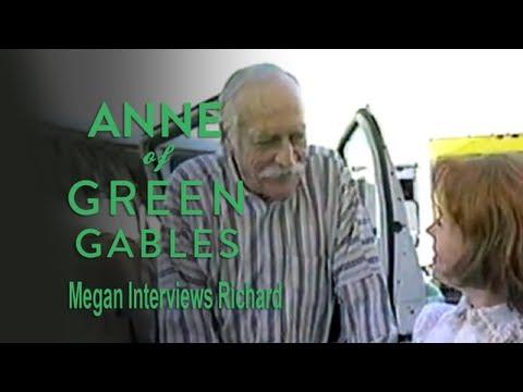 Anne: Megan Interviews Richard
