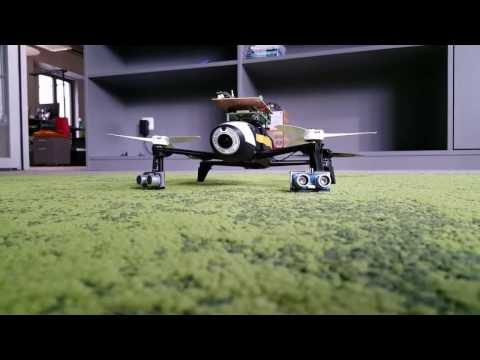 First flight with sensors and PI
