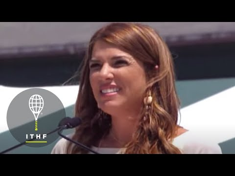 Class of 2012 Tennis Hall of Fame Induction Ceremony