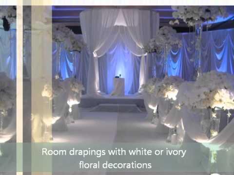 Wedding Theme Ideas Winter Wonderland Wedding Youtube