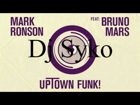 Uptown Funk Remix by {Dj Syko}