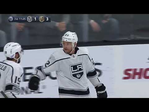 Los Angeles Kings vs Vegas Golden Knights - November 19, 2017 | Game Highlights | NHL 2017/18