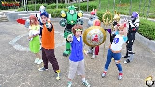 【DIGIMON】 Digimon Tamers (Cosplay PV - Tamers + All Ultimate Evolution Digimons Ver.)