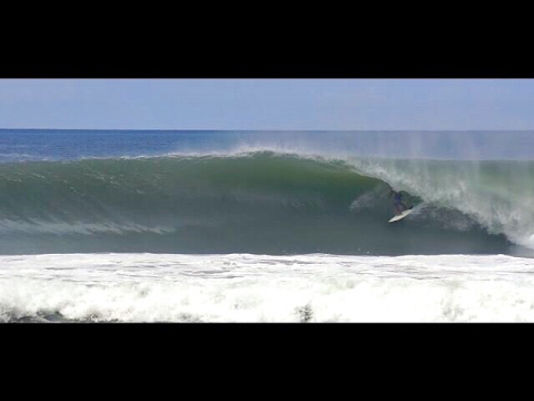 "Hollow Barrels in Nicaragua - ""8 out of 10"" -- Colorados"