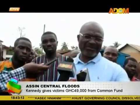 Adom TV News (25-10-18)