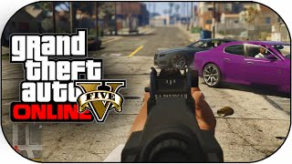 GTA 5 First Person Trailer - Official First Person Mode Gameplay Trailer ! (GTA 5 PS4 Gameplay)