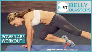 BeFiT Belly Blasters: Power Abs Workout- Nicola Harrington