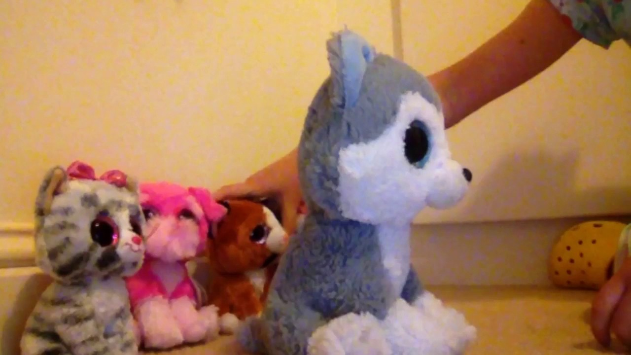 700d7611d59 Beanie boo mini movie The kidnapping of Cherry - YouTube