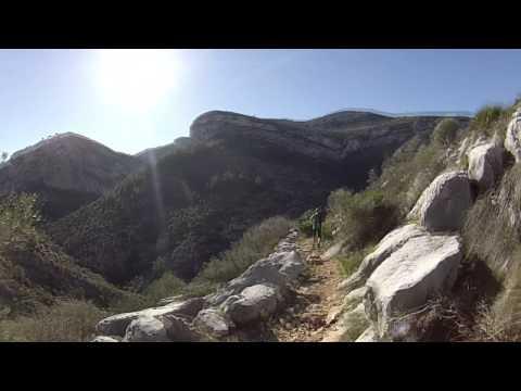 Infern Trail moments