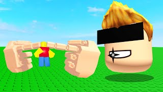 ROBLOX VR But Im a BIG BULLY..