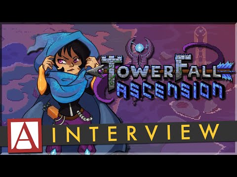 Towerfall is the Best Game Matt Thorson's Ever Made