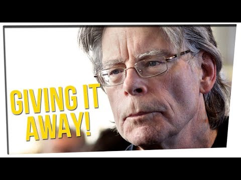 Stephen King Gives Film Rights to Students ft. Stacey Diaz &
