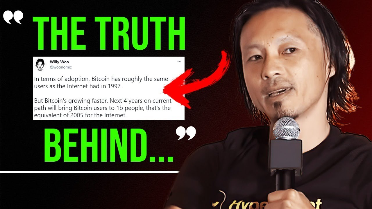 Willy Woo Explains the Current Bitcoin Crash | Where Will It Go From Here