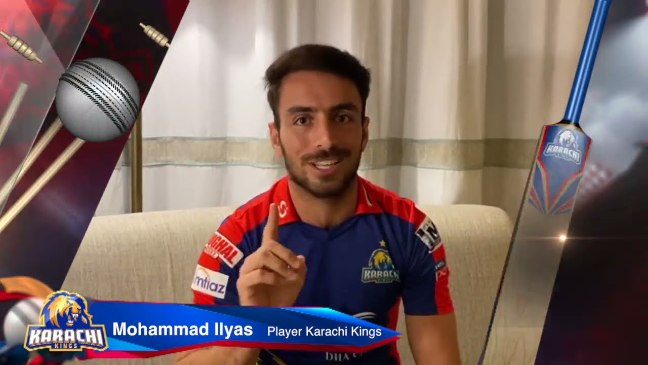 A beautiful and humbling message from #KingIlyas