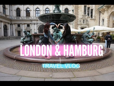 TRAVEL VLOG | LONDON & GERMANY |