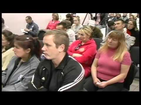 """2015.10.04 """"Сила и секрет семени Божьего Слова""""/Владимир Лазука ..."""