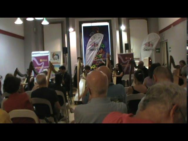 Celtic Harp Orchestra - Itália - 26 de Junho