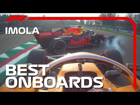 Blistering Starts, Blowouts And The Best Onboards | 2020 Emilia Romagna Grand Prix | Emirates