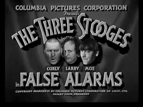 False Alarms - The Three Stooges (1936) - Filming Location - Then and Now (2015 Version)