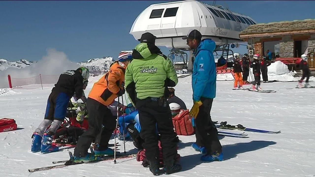 Ski d'été à Val d'Isère