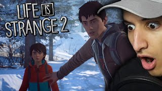 We're on the run from the Police... (Life is Strange 2 Episode 1)