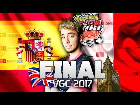 ¡¡¡FINAL TORNEO INTERNACIONAL VGC DE LONDRES!!! SEKIAM VS NICO