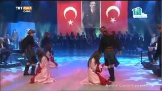 Çanakkale - TRT Halk Oyunları Topluluğu - TRT Avaz