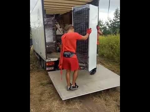 Перевозка мебели и личных вещей с квартиры на дачу