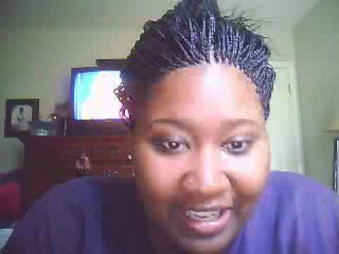 Micro Braids by FeFe's African Hair Braiding Shop 2 - YouTube