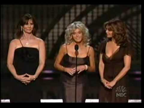 Charlie's Angels Reunited at Emmys 2006